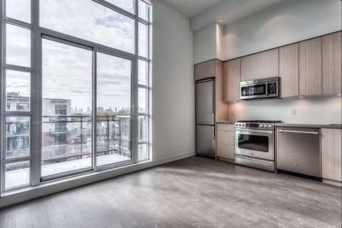 Apartment for rent at 88 Colgate Ave Unit Ph732 Toronto Ontario - MLS: E4547585
