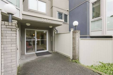 Condo for sale at 2238 Eton St Unit PH8 Vancouver British Columbia - MLS: R2371289