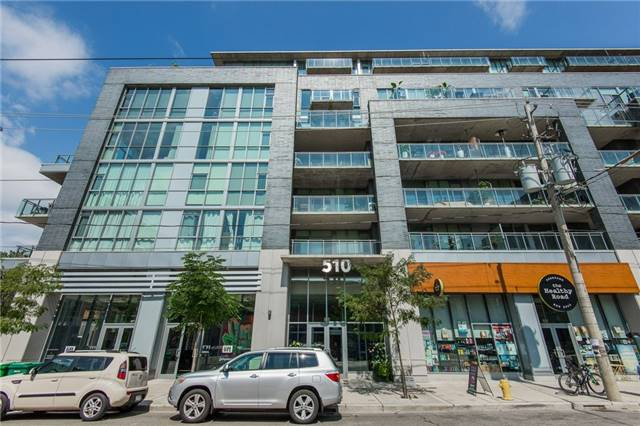 Removed: Ph807 - 510 King Street East, Toronto, ON - Removed on 2018-10-22 09:48:10