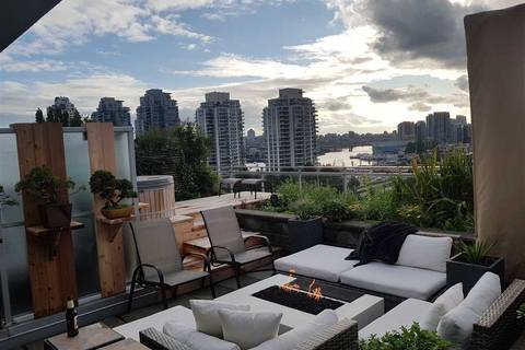 Condo for sale at 221 Union St Unit PH901 Vancouver British Columbia - MLS: R2341686