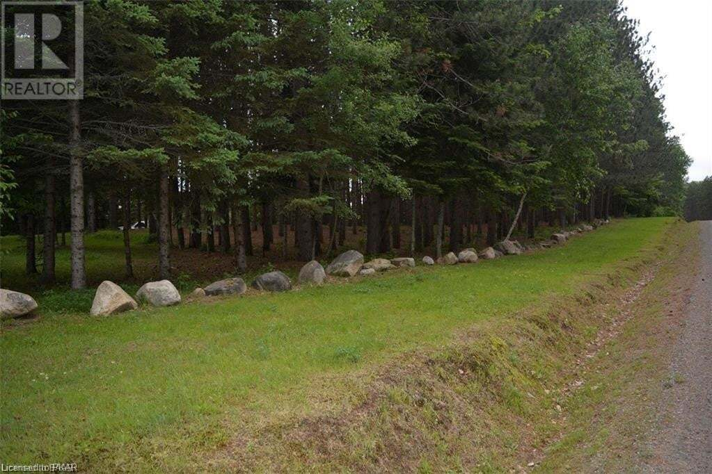 Residential property for sale at 11 & 12 Redmond Bay Ln Unit PLOT Hastings Highlands Ontario - MLS: 257309