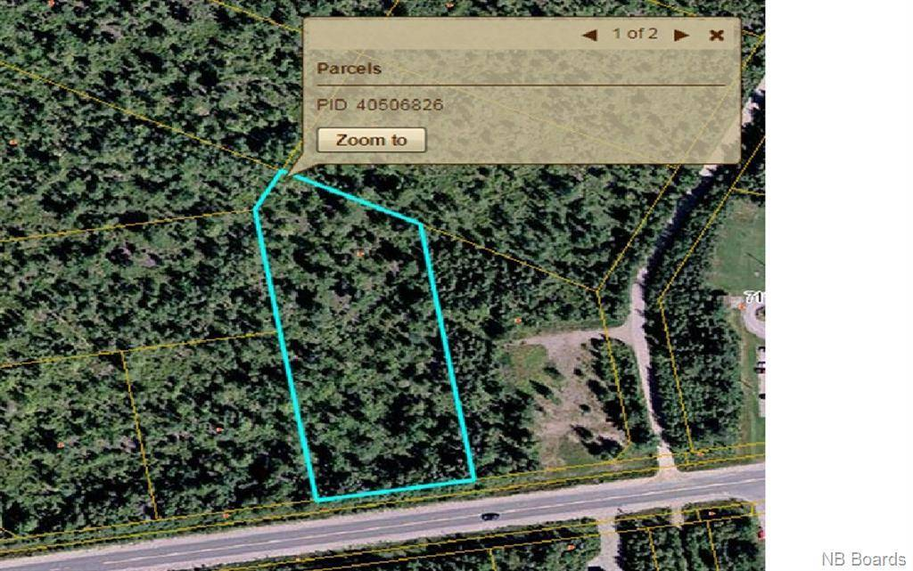 Residential property for sale at  Point Ln Bay Du Vin New Brunswick - MLS: NB022835