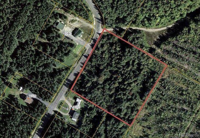 Residential property for sale at  Pouvoir Rd Saint-joseph-de-madawaska New Brunswick - MLS: NB036884