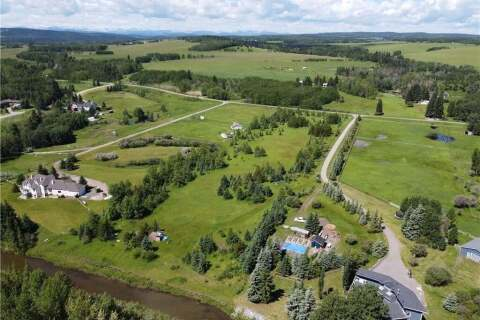 Home for sale at  Priddis Valley Road  Priddis Alberta - MLS: C4306472