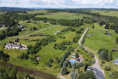 Home for sale at  Priddis Valley Road  Priddis Alberta - MLS: C4306472