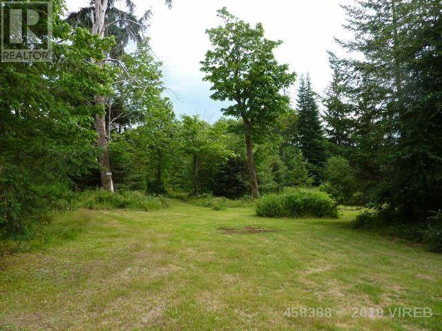 Residential property for sale at 1 Plaza Rd Unit Proposed-Lot Quadra Island British Columbia - MLS: 458388
