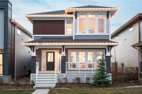 House for sale at 11 Cornerstone Passage Northeast Unit Ps Calgary Alberta - MLS: C4257153