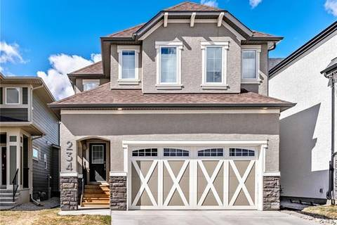 House for sale at 234 Mahogany Passage Southeast Unit Ps Calgary Alberta - MLS: C4240883