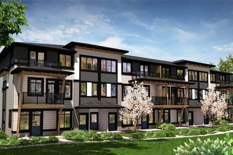 Townhouse for sale at 242 Seton Passage Southeast Unit Ps Calgary Alberta - MLS: C4294542