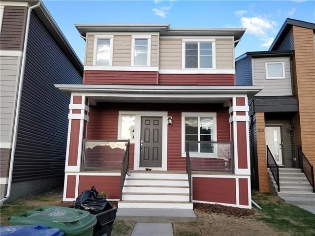 For Sale: 320 Cornerstone Passage Northeast, Calgary, AB | 3 Bed, 2 Bath House for $447,000. See 20 photos!