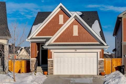 House for sale at 38 Mahogany Passage Southeast Unit Ps Calgary Alberta - MLS: C4279023
