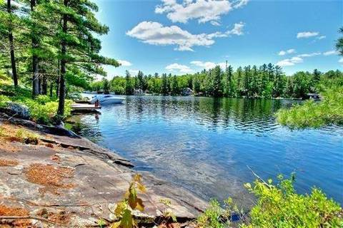 Residential property for sale at 0 Taylor Island  Gravenhurst Ontario - MLS: X4495361