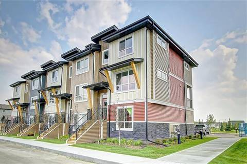 Townhouse for sale at 43 Walgrove Plaza Southeast Unit Pz Calgary Alberta - MLS: C4247790