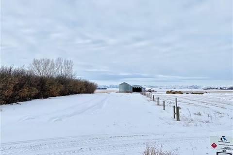 Residential property for sale at  Range Rd. 273  Rural Willow Creek M.d. Alberta - MLS: C4279168