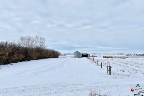 Residential property for sale at  Range Rd. 273  Rural Willow Creek No. 26, M.d. Of Alberta - MLS: C4279168