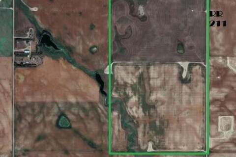 Residential property for sale at Range Road 211 Township Rd 200  Rural Vulcan County Alberta - MLS: C4281938