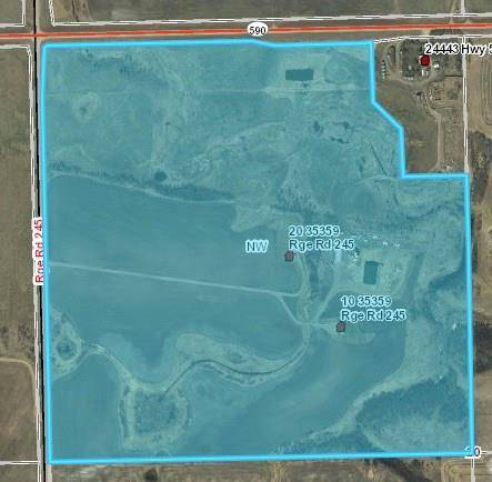 Home for sale at  Range Rd Rural Red Deer County Alberta - MLS: C4252913