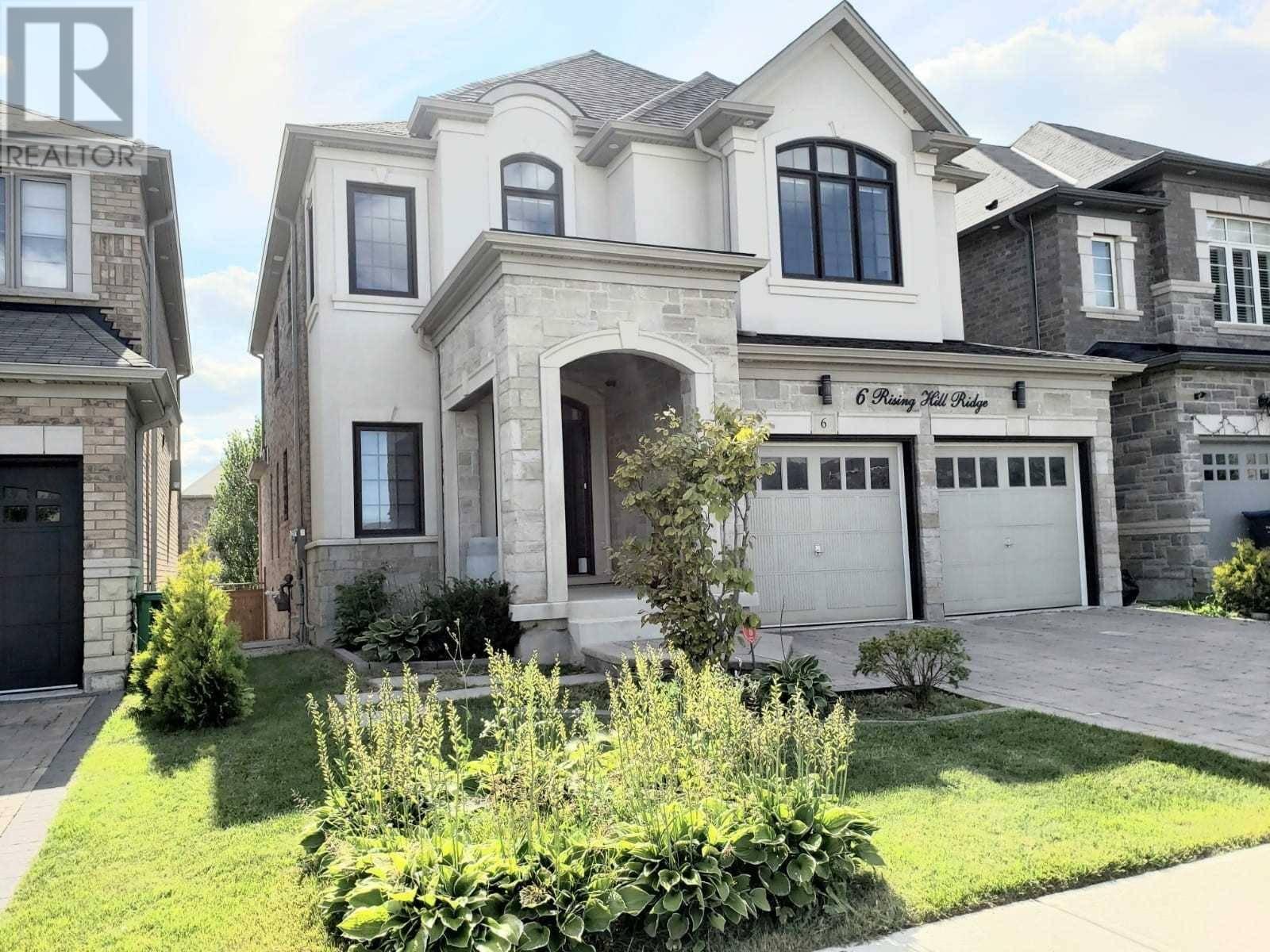 House for sale at 6 Rising Hill Rdge Unit Rdge Brampton Ontario - MLS: W4570713