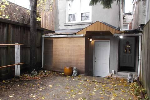 Townhouse for rent at 1547 Kingston Rd Unit Rear Toronto Ontario - MLS: E4666273