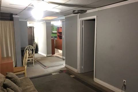 Commercial property for lease at 2821 Dundas St Apartment Rear Toronto Ontario - MLS: W4529141