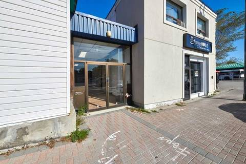 Commercial property for lease at 35 Mary St Apartment Rear Barrie Ontario - MLS: S4605580