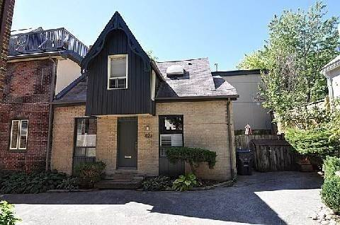 Townhouse for rent at 42 Amelia St Unit Rear Toronto Ontario - MLS: C4508786