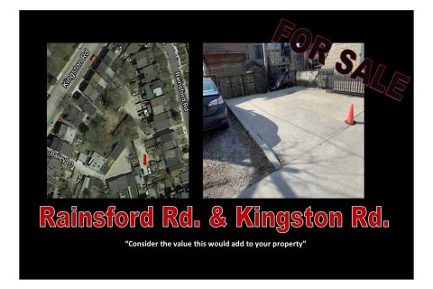 Home for sale at 90 Rainsford Rd Unit Rear Toronto Ontario - MLS: E5001143