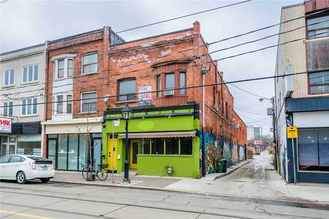Commercial property for lease at 962 College St Apartment Rear Toronto Ontario - MLS: C4702402