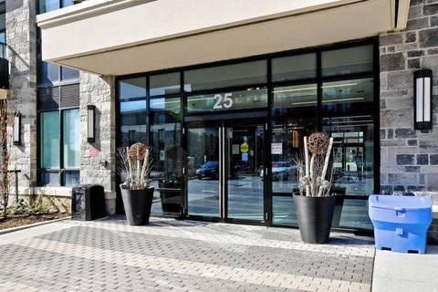 Apartment for rent at 25 Water Walk Dr Unit Rg 10 Markham Ontario - MLS: N4725563