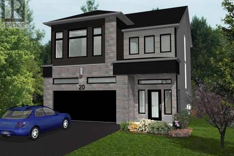 House for sale at 16 Rose Fortune Gt Unit Rg02 West Bedford Nova Scotia - MLS: 201901789
