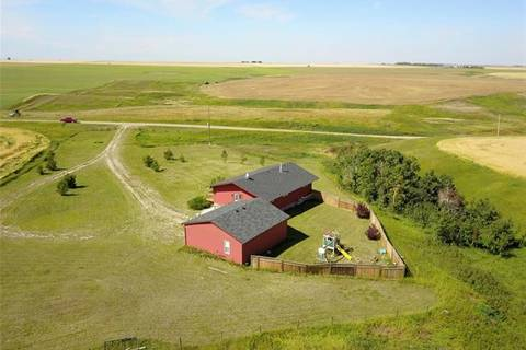 House for sale at  Rge Rd 241  Rural Kneehill County Alberta - MLS: C4265974