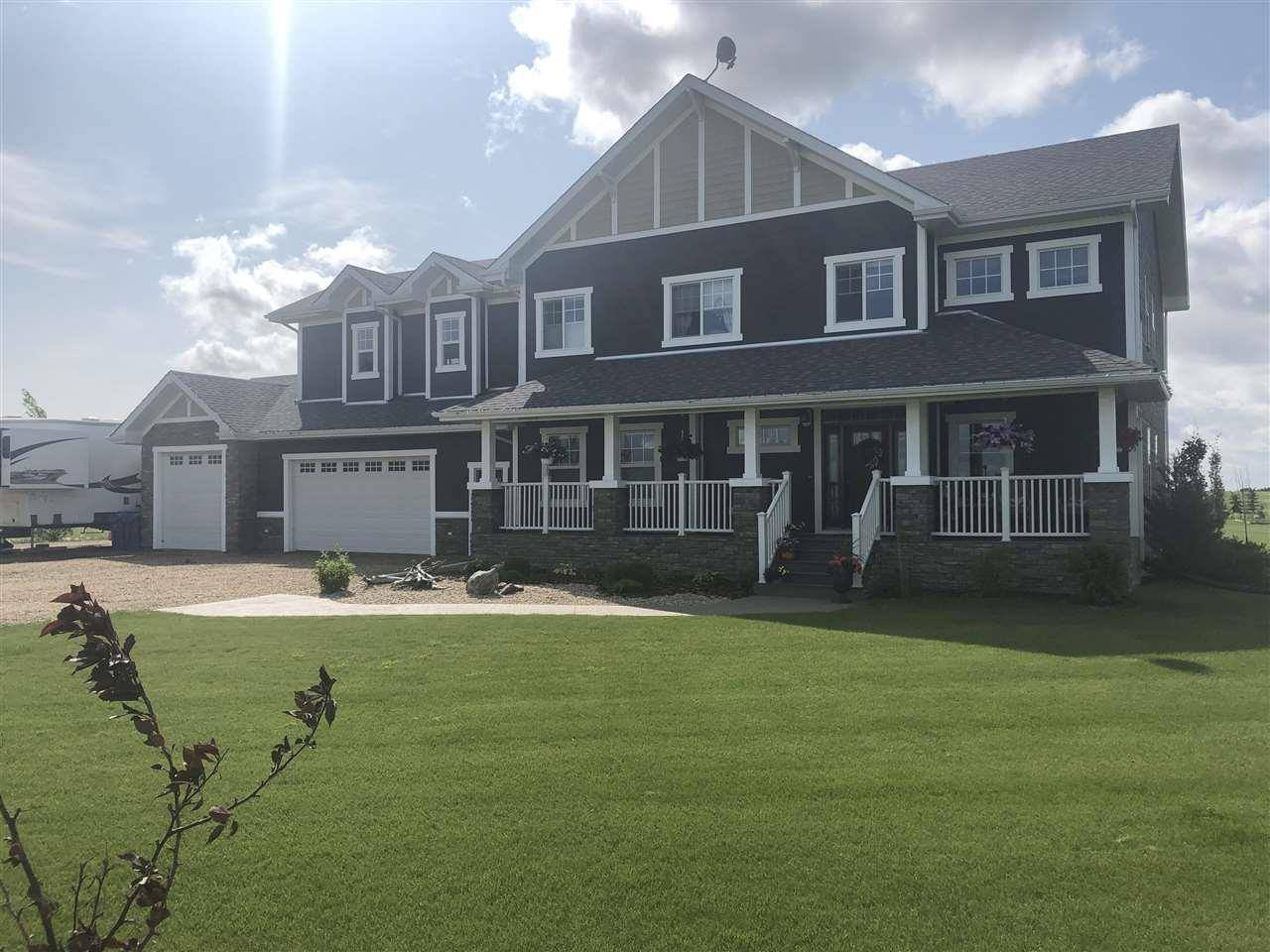 House for sale at  Rge. Rd.  Rural Sturgeon County Alberta - MLS: E4178671