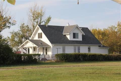 House for sale at  Rge Road 260  Rural Willow Creek M.d. Alberta - MLS: C4283384