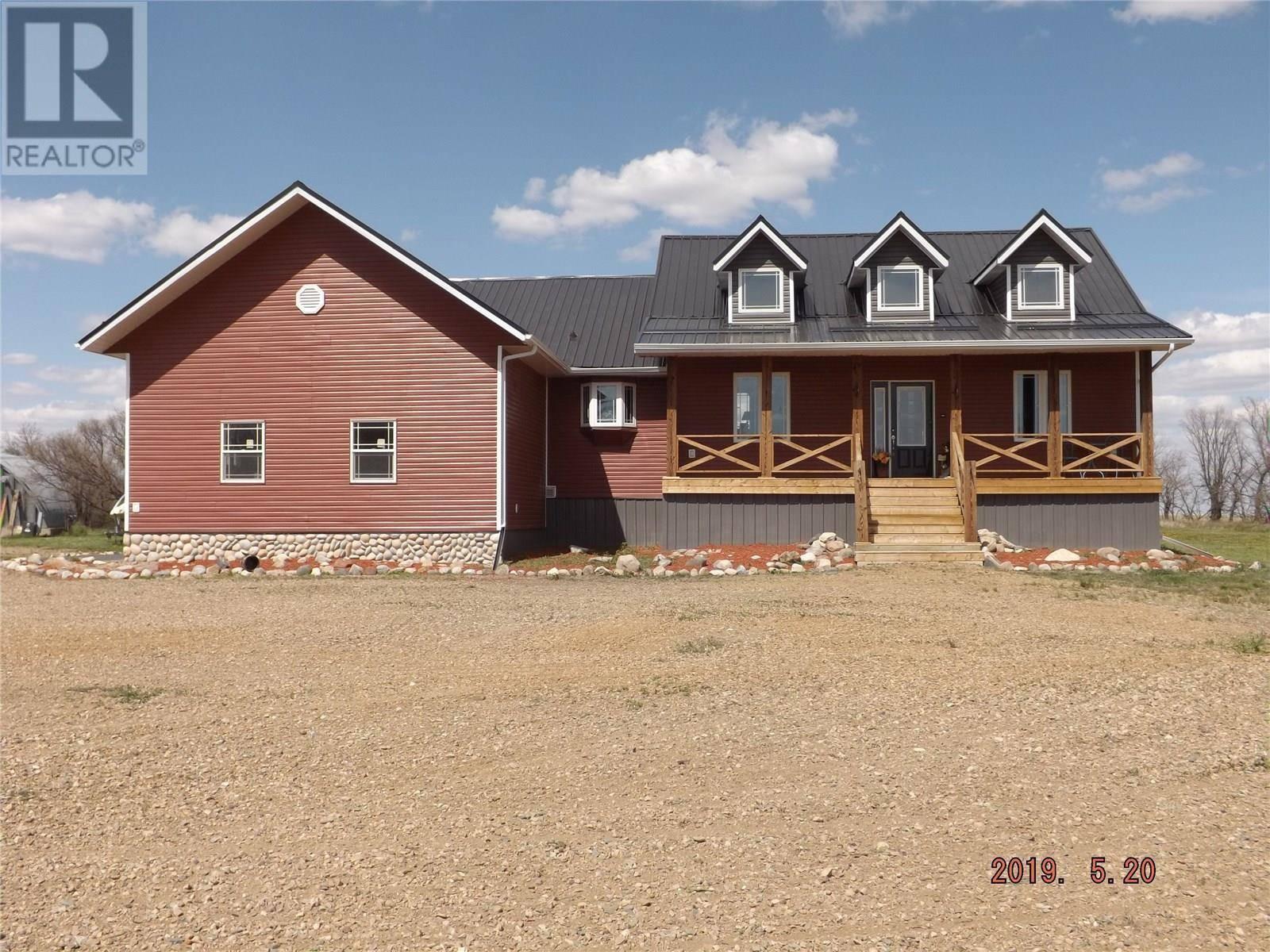 House for sale at  Rm Laurier Acreage  Laurier Rm No. 38 Saskatchewan - MLS: SK799427