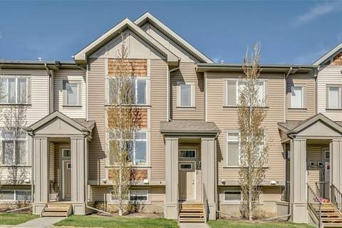 Townhouse for sale at 105 Copperpond Rw Southeast Unit Ro Calgary Alberta - MLS: C4266407