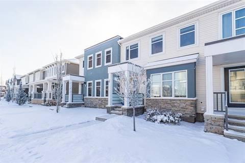 Townhouse for sale at 20 Cityscape Rw Northeast Unit Ro Calgary Alberta - MLS: C4275777