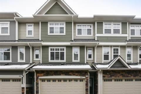 Townhouse for sale at 214 Wentworth Rw Southwest Unit Ro Calgary Alberta - MLS: C4282233