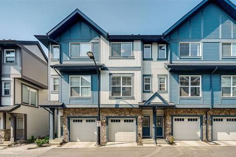Townhouse for sale at 219 New Brighton Rw Southeast Unit Ro Calgary Alberta - MLS: C4248159