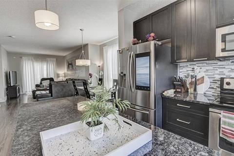 Townhouse for sale at 321 Copperpond Rw Southeast Unit Ro Calgary Alberta - MLS: C4282296