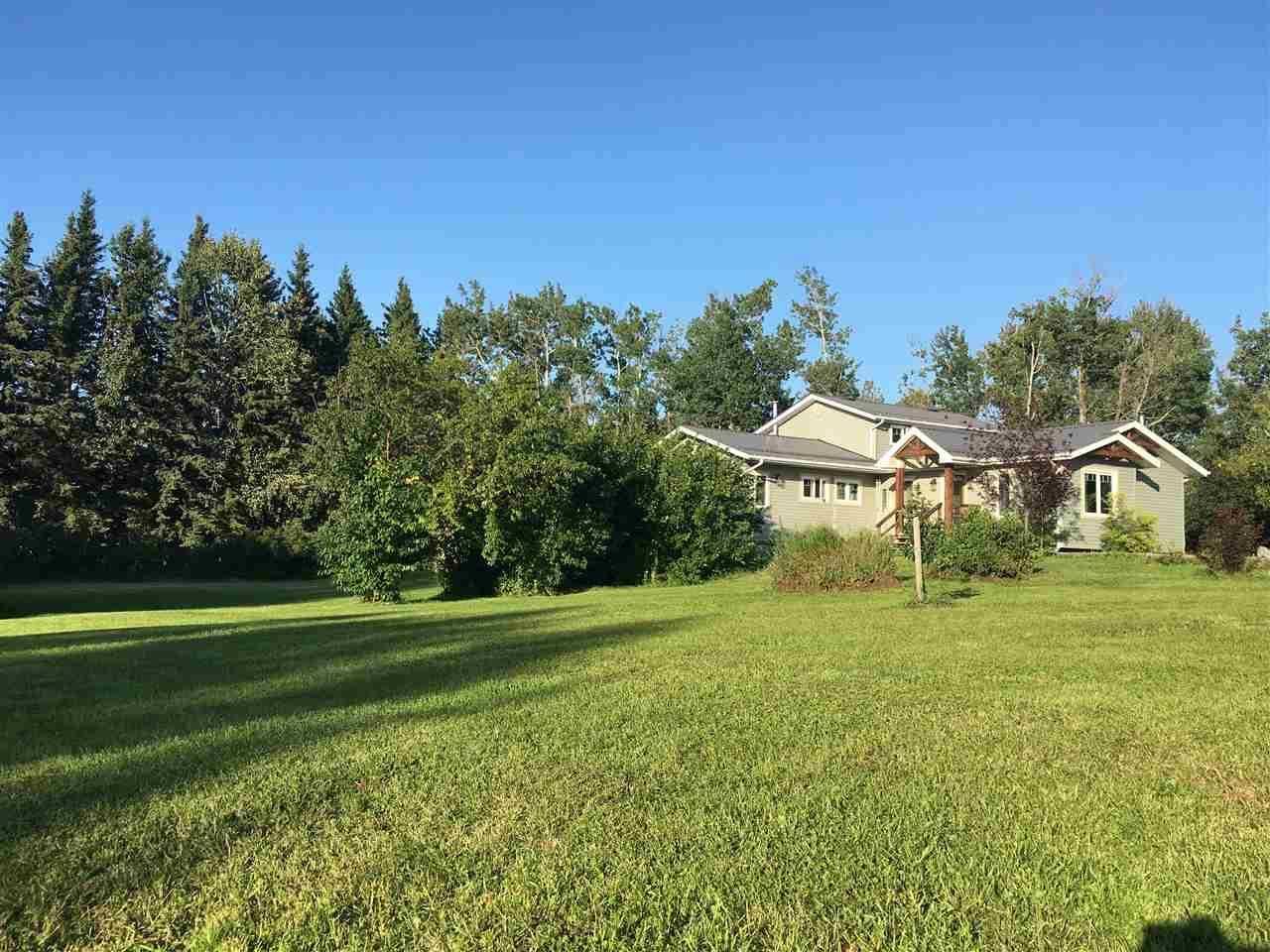 House for sale at  Rr 43a  Rural Barrhead County Alberta - MLS: E4171105