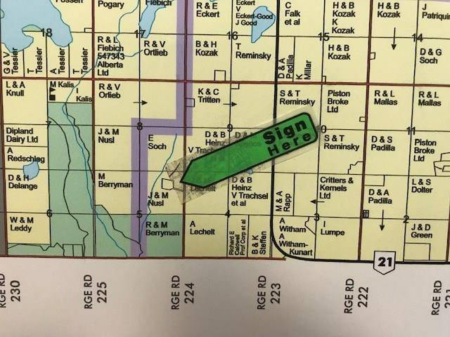 Residential property for sale at  Rr Twp  Rural Camrose County Alberta - MLS: E4162427