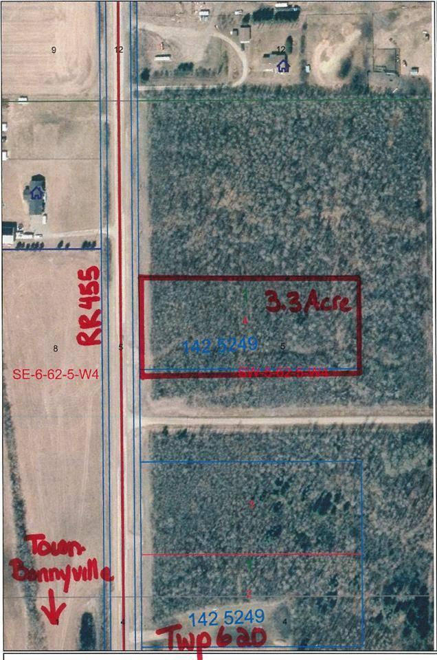 Residential property for sale at  Rr455 Township  Rural Bonnyville M.d. Alberta - MLS: E4183446