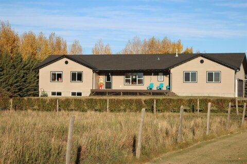 House for sale at Rural Address 32421 Rge Rd 21  Rural Mountain View County Alberta - MLS: C4293340