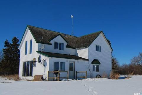 House for sale at  Rural Address  Bayne Rm No. 371 Saskatchewan - MLS: SK803898