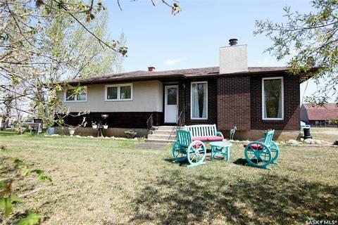 House for sale at  Rural Address  Lumsden Rm No. 189 Saskatchewan - MLS: SK802803
