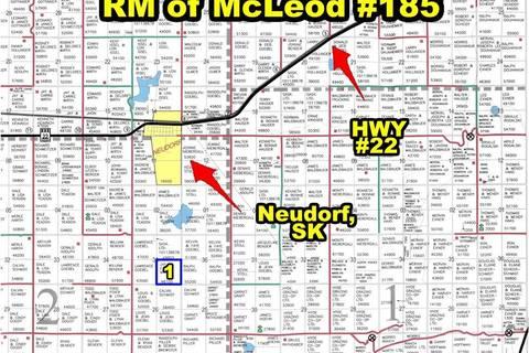 Rural Address , Mcleod Rm No. 185   Image 1