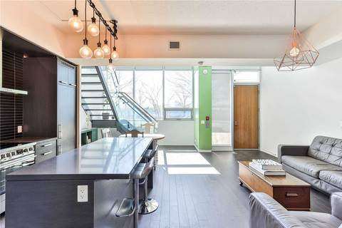 Condo for sale at 455 Front St Unit S-119 Toronto Ontario - MLS: C4736131