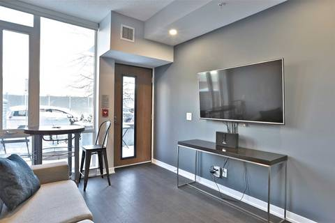 Apartment for rent at 455 Front St Unit S111 Toronto Ontario - MLS: C4649751