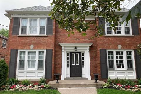Townhouse for rent at 787 Spadina Rd Unit S2 Toronto Ontario - MLS: C4503515