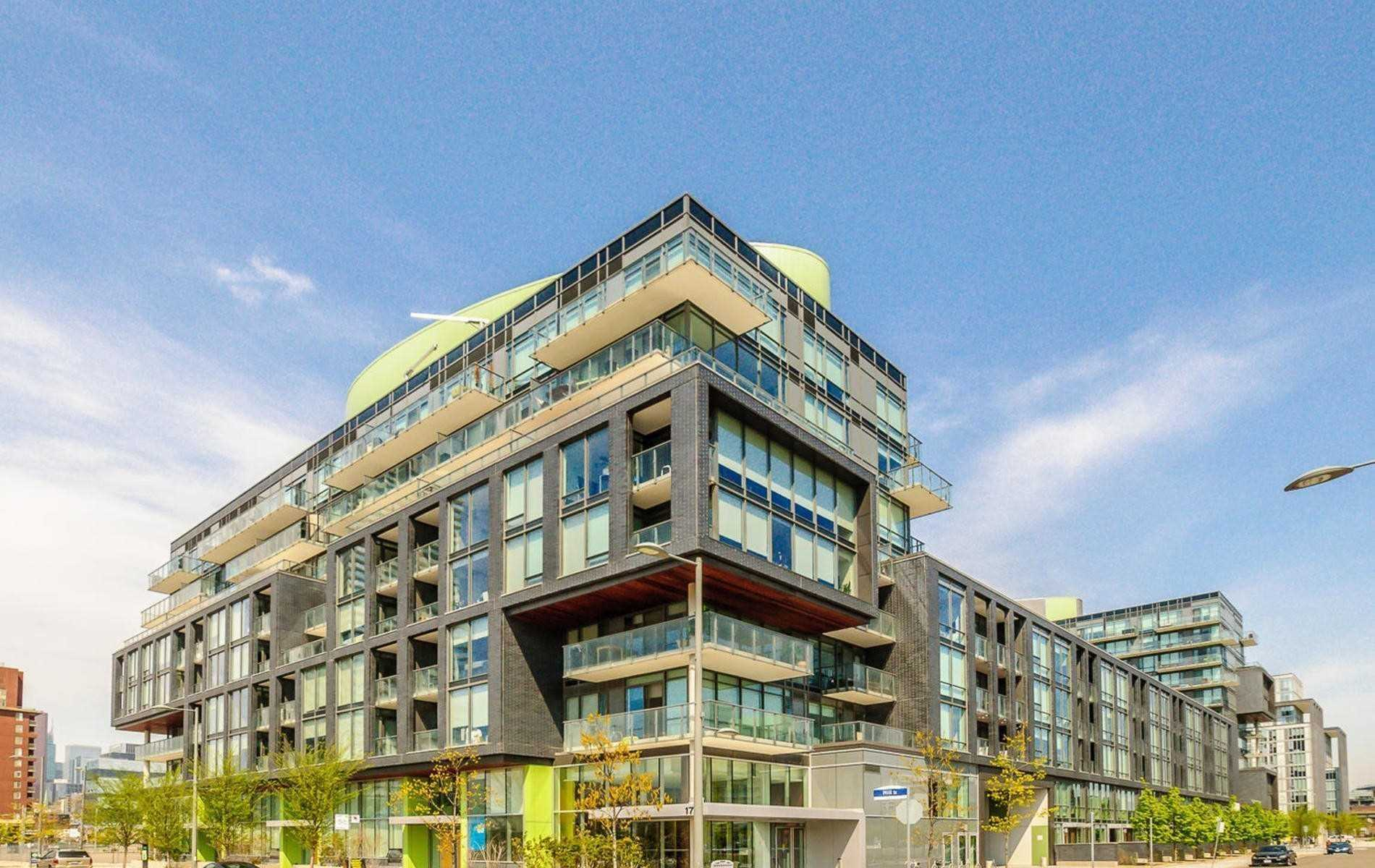 For Rent: S711 - 455 Front Street East, Toronto, ON | 2 Bed, 2 Bath Condo for $2700.00. See 20 photos!